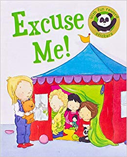 Excuse me clipart png Amazon.com: Excuse Me! (Book of Manners) (9781474803403): Parragon ... png