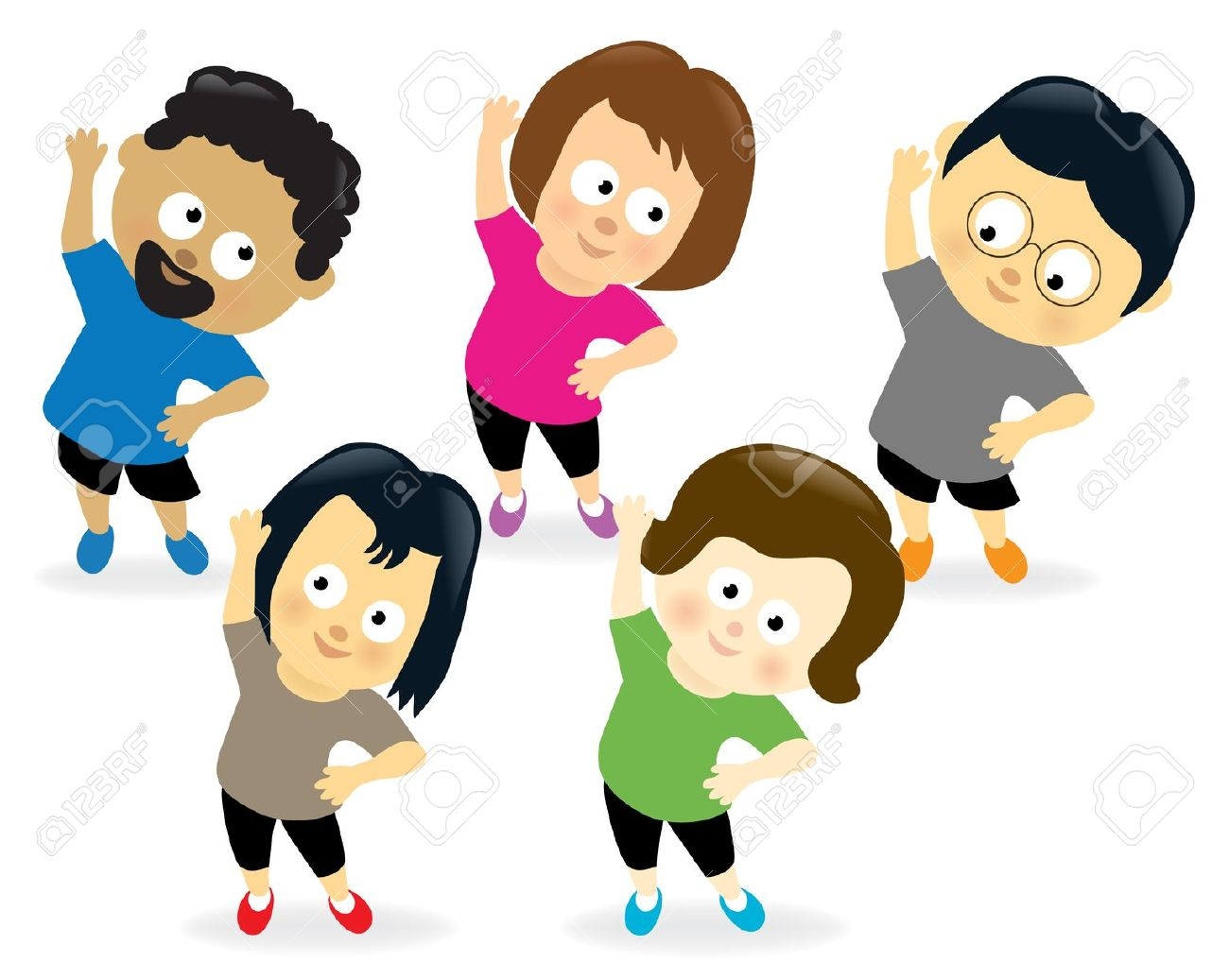 Exercise clipart pictures free svg free library Exercise Clip Art Free | Clipart Panda - Free Clipart Images svg free library