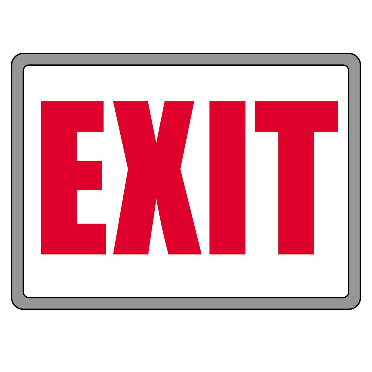 Us 41 signs clipart clip download Exit Icon Clip Art Download - Clip Art Library clip download