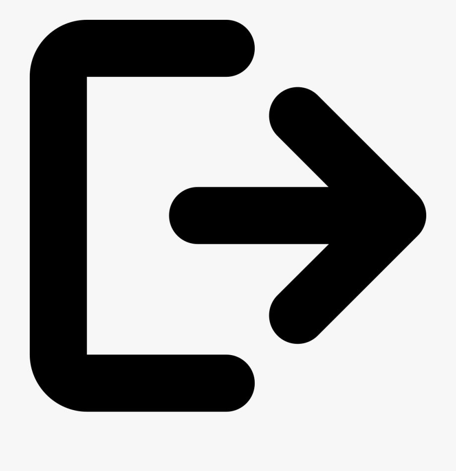 Exit icon clipart png royalty free library Download Png Icon - Exit Icon Svg #1236648 - Free Cliparts on ... png royalty free library