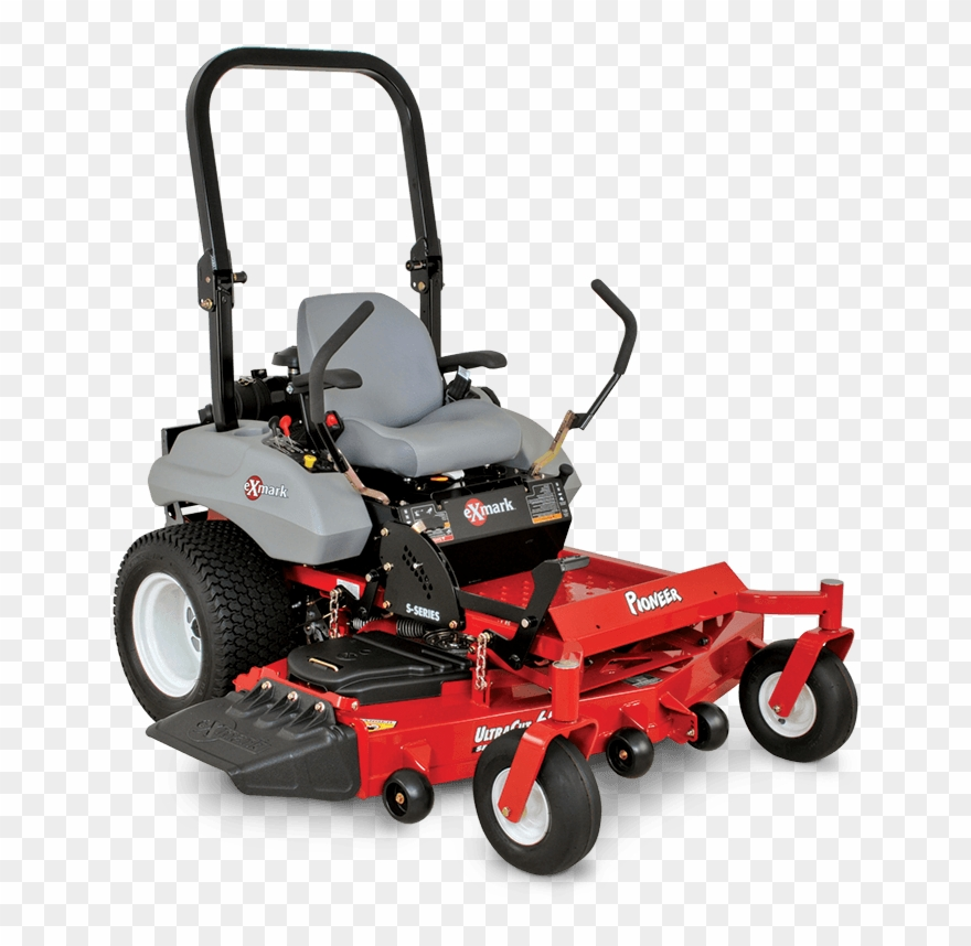 Exmark clipart png stock Lawn Mower Png - Exmark Pioneer S Series Clipart (#3709119) - PinClipart png stock