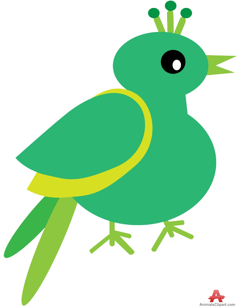 Exotic bird clipart vector free library Exotic bird clipart - Clip Art Library vector free library