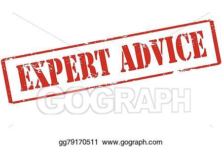Expert advice clipart banner black and white stock Vector Art - Expert advice. EPS clipart gg79170511 - GoGraph banner black and white stock