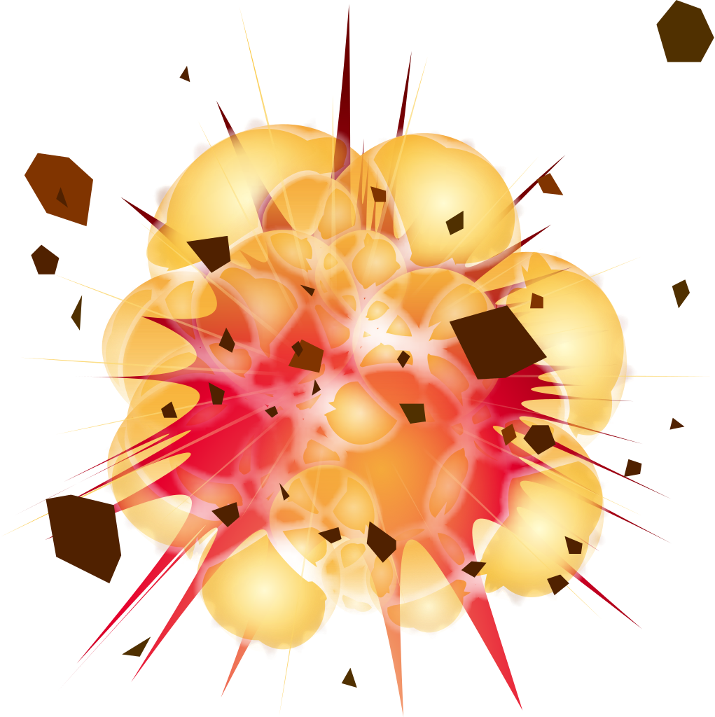 Exploding basketball clipart clipart black and white library Explosion Transparent Background PNG - peoplepng.com clipart black and white library