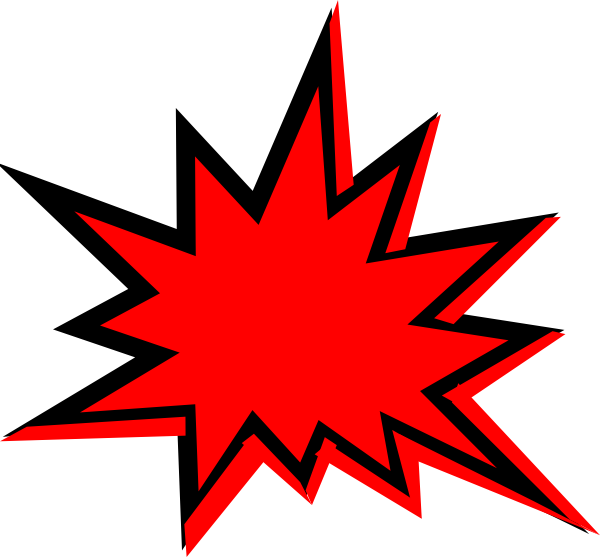Star blast clipart png transparent library Art-explosion-clip-art-clipart-image - Hobbs Daily Report png transparent library