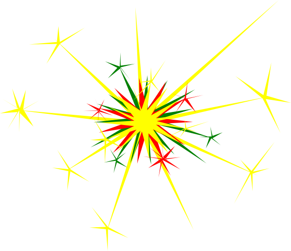 Star explosion clipart banner royalty free library Explosion Clip Art at Clker.com - vector clip art online, royalty ... banner royalty free library