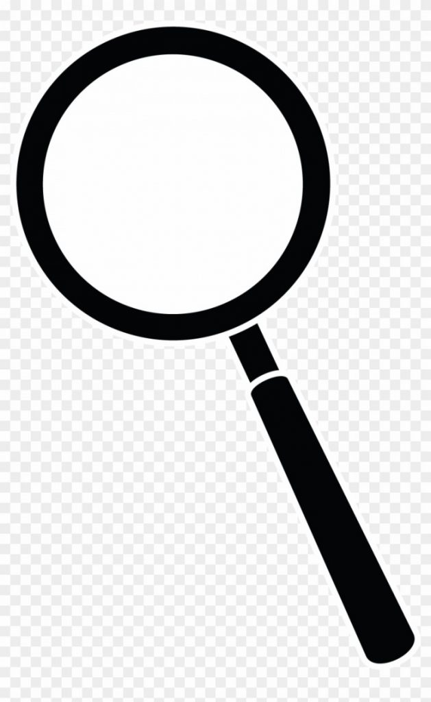 Explore clipart vector library library Clipart Of Magnifying Glass Silhouette Free Clip Art Smoking Signs ... vector library library