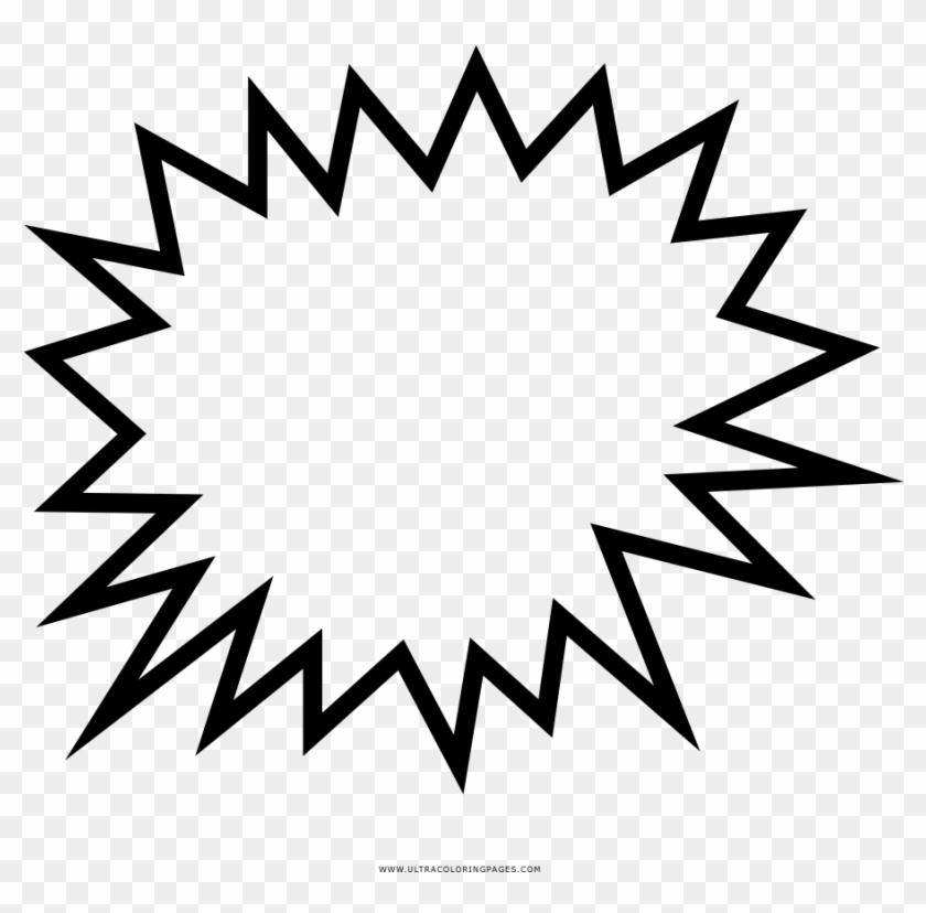 Explosao clipart png library download Explosao Desenho Png - Star Burst Clip Art, Transparent Png ... png library download