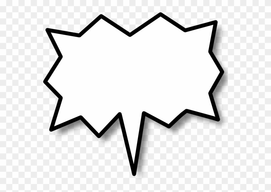 Explosao clipart vector Free Vector Callout Segmented Center Clip Art - Frame Explosão Png ... vector