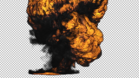 Explosion clipart video black and white download Explosion Video Effect Transparent black and white download