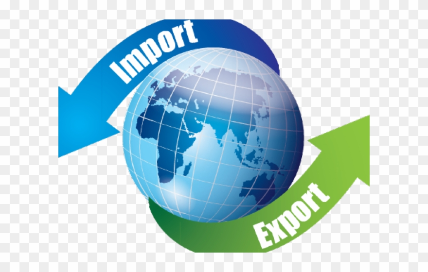 Export clipart vector download Globe Clipart Export - Import And Export Png Transparent Png ... vector download