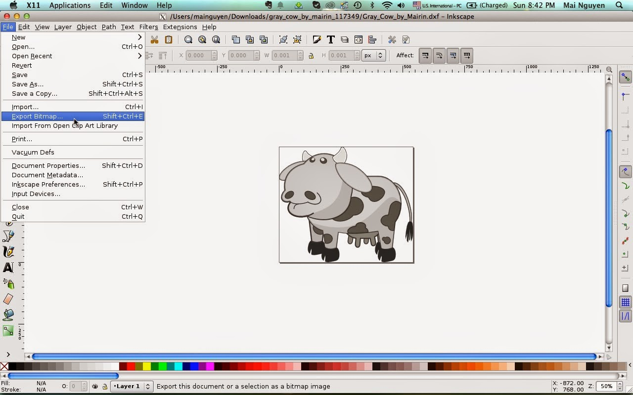 Export clipart autocad clip freeuse library Feel the rain on your skin: Convert vector drawing (.svg) to AutoCAD ... clip freeuse library