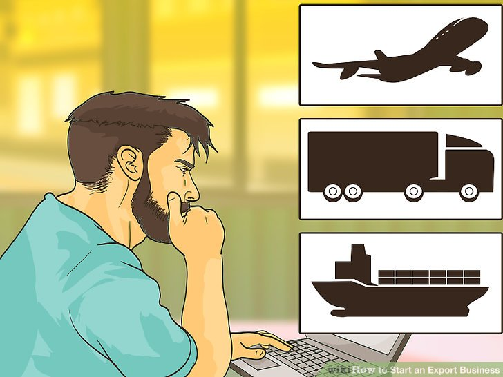 Export cliparts as pdf image black and white library How to Start an Export Business (with Pictures) - wikiHow image black and white library