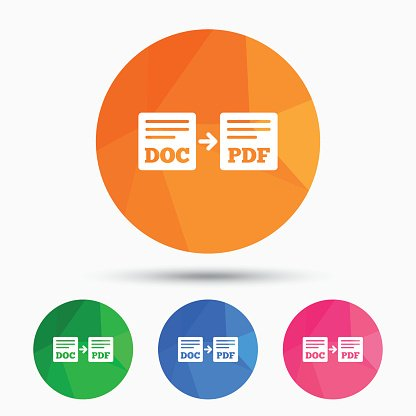 Export cliparts as pdf image Export DOC TO PDF File Document premium clipart - ClipartLogo.com image