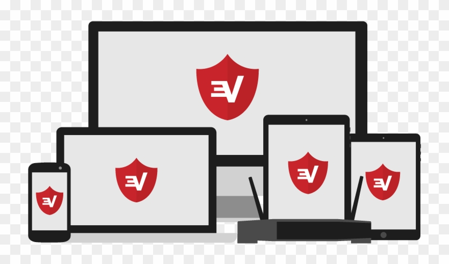 Expressvpn clipart black and white download Hide Your Ip Address On Many Devices With Expressvpn Clipart ... black and white download