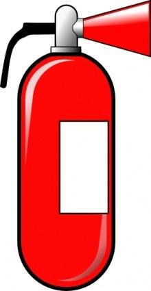 Extintor clipart