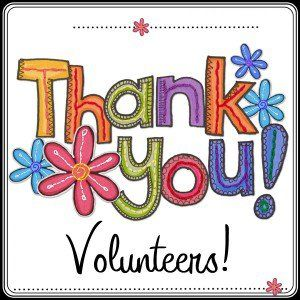Volunteer at church clipart banner Thank You Volunteers Clip Art | gift ideas | Thank you volunteers ... banner