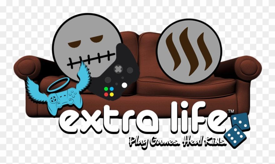 Extra life clipart clip art freeuse library Extra Life Png - Cartoon Clipart (#3639594) - PinClipart clip art freeuse library