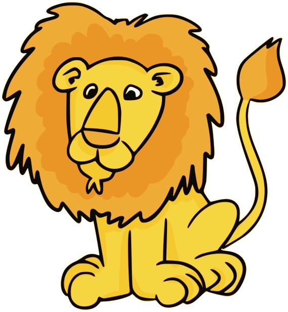 Exuberance clipart graphic freeuse stock 94+ Lion Clipart | ClipartLook graphic freeuse stock