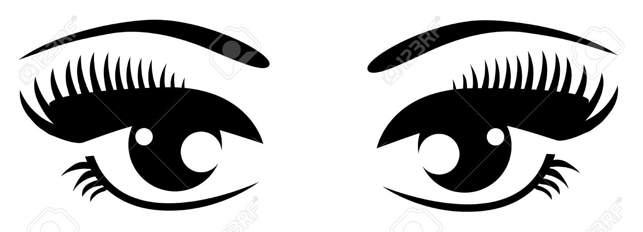 Eye cliparts clipart royalty free download Eyes Clipart Black And White & Eyes Black And White Clip Art ... clipart royalty free download