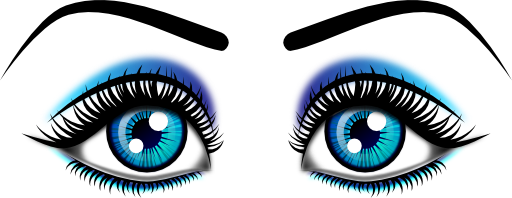 Eye cliparts png black and white library Eyes cliparts - ClipartFest png black and white library