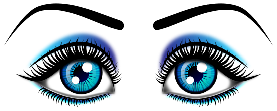 Eye color clipart banner transparent library Free Eye Color Clipart - Clipart Picture 10 of 24 banner transparent library