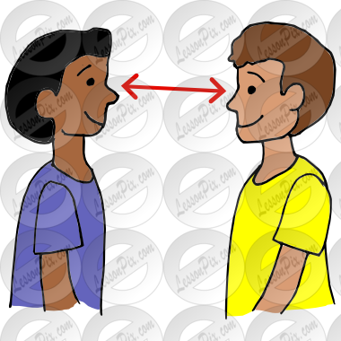 Eye contact clipart picture stock Eye contact clipart clipart images gallery for free download ... picture stock