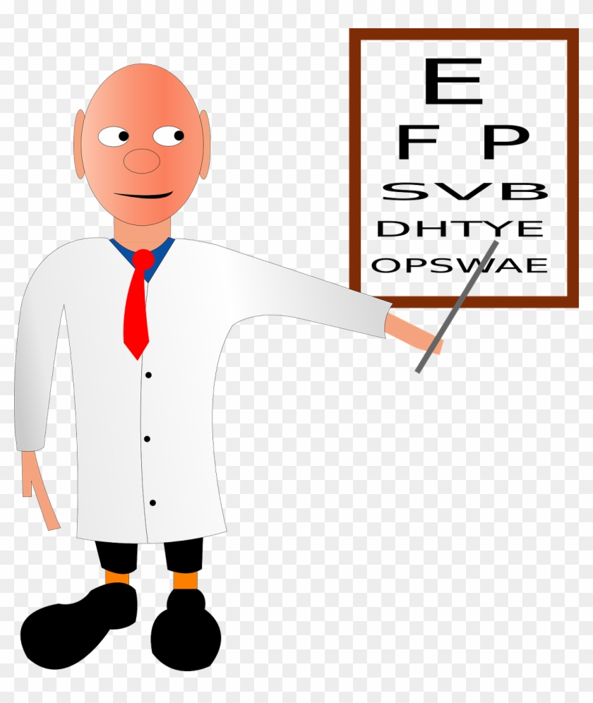 Eye doctor clipart clipart transparent stock Blur Clipart Blurred Vision - Eye Doctor Clipart, HD Png Download ... clipart transparent stock