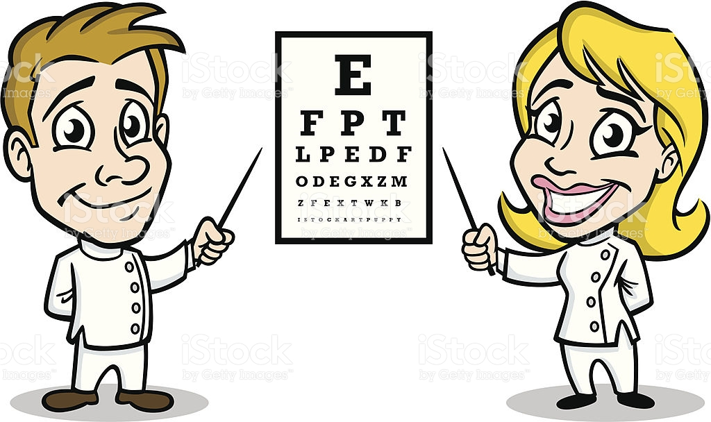 Eye doctor clipart png black and white library Eye doctor clipart 6 » Clipart Station png black and white library