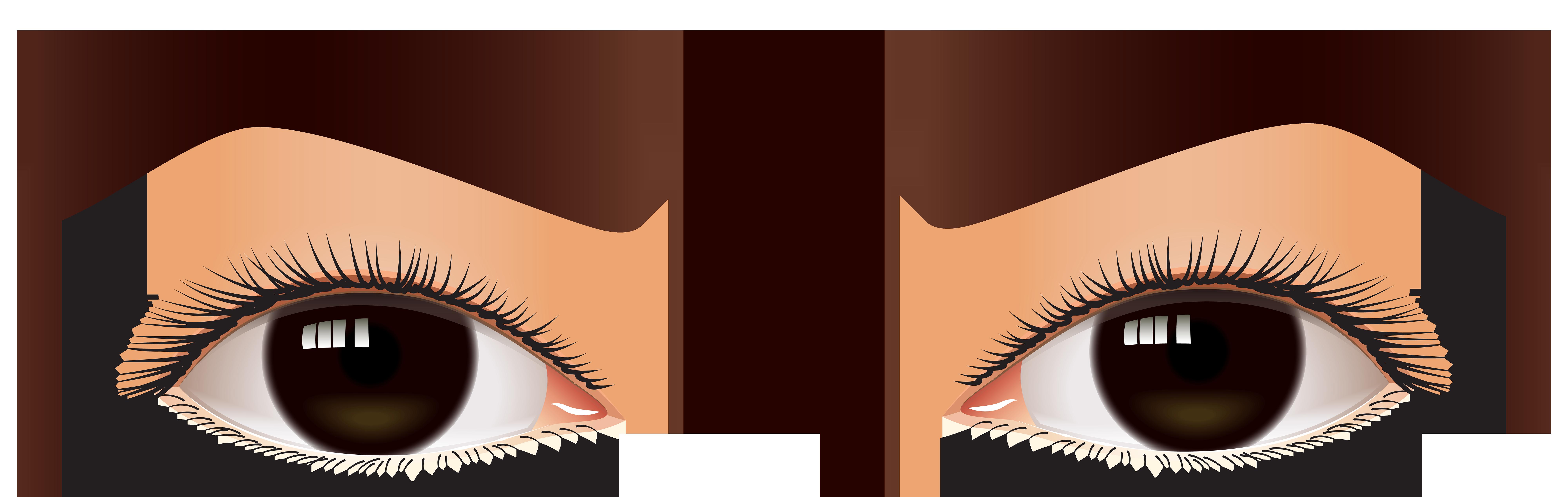 Eye eye clipart svg freeuse Brown Eyes Clipart | Free download best Brown Eyes Clipart on ... svg freeuse