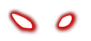 Eye glow clipart