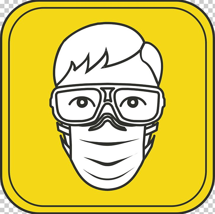 Eye protection clipart image free download Eye Protection Human Eye Goggles PNG, Clipart, Area, Black And White ... image free download