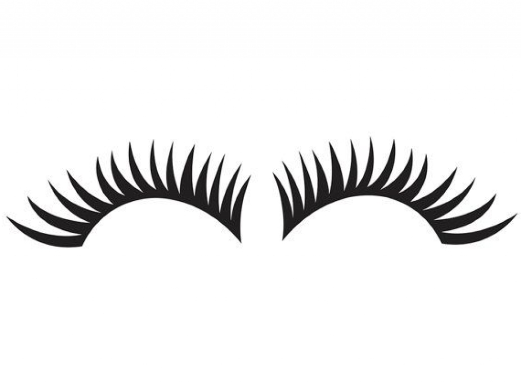 Free transparent closed eyes with lashes clipart image free Free Eyelashes Cliparts, Download Free Clip Art, Free Clip Art on ... image free