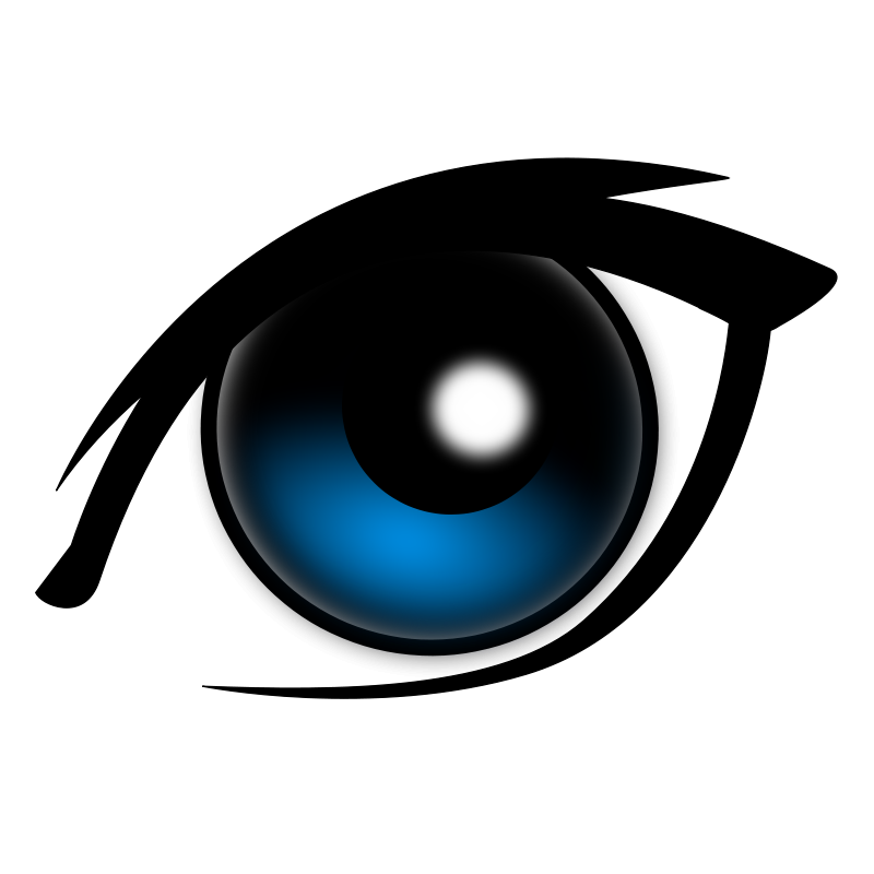 Eyeball clipart halloween png royalty free library Free Eyeball Graphic, Download Free Clip Art, Free Clip Art on ... png royalty free library