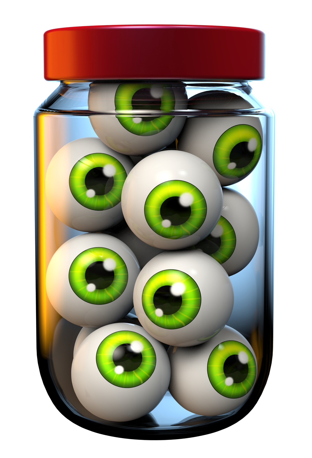 Halloween eyeball clipart clip transparent stock Halloween Jar of Eyeballs PNG Clipart Image | Gallery Yopriceville ... clip transparent stock