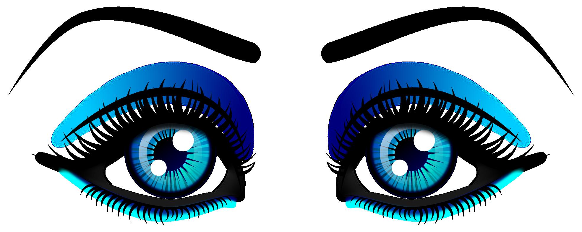 Eyeballs clipart halloween image black and white library Eyeball clipart pupil eye ~ Frames ~ Illustrations ~ HD images ... image black and white library
