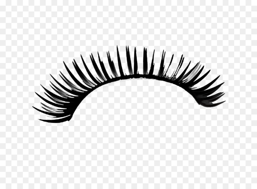 Eyelash clipart png vector library library Hair Cartoon png download - 1024*746 - Free Transparent Eyelash png ... vector library library
