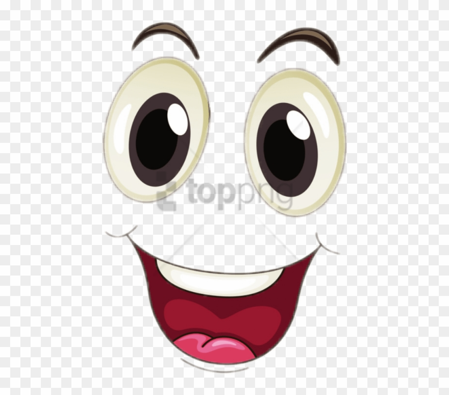 Eyes and lips clipart clip Free Png Cartoon Eyes And Mouth Png Image With Transparent - Cartoon ... clip
