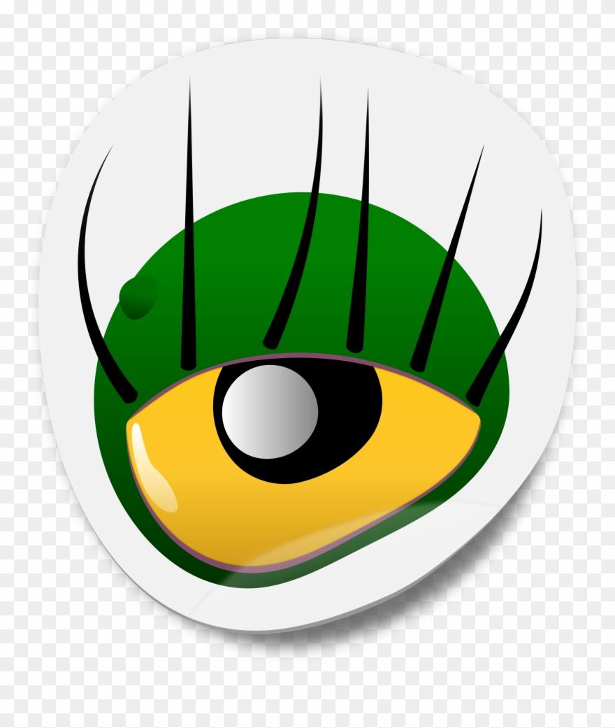 Eyes monster clipart jpg download Clipart Cookies Eye - Monster Eye Cartoon - Png Download (#29592 ... jpg download