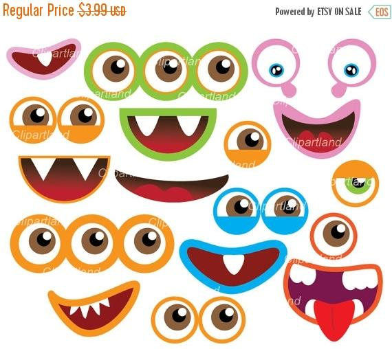 Eyes monster clipart jpg black and white library Collection of Monster clipart | Free download best Monster clipart ... jpg black and white library