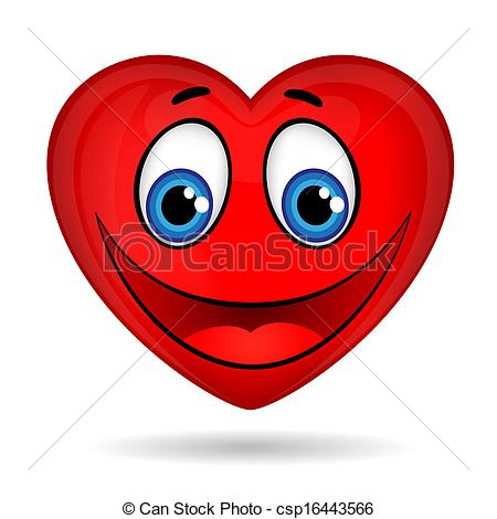 Eyes with hearts clipart - ClipartFest picture download