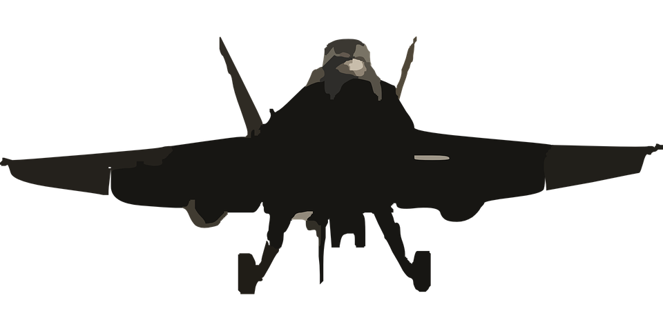 F 18 clipart jpg freeuse Free vector graphic: Plane, Fighter Jets, Navy, Vehicle - Free ... jpg freeuse