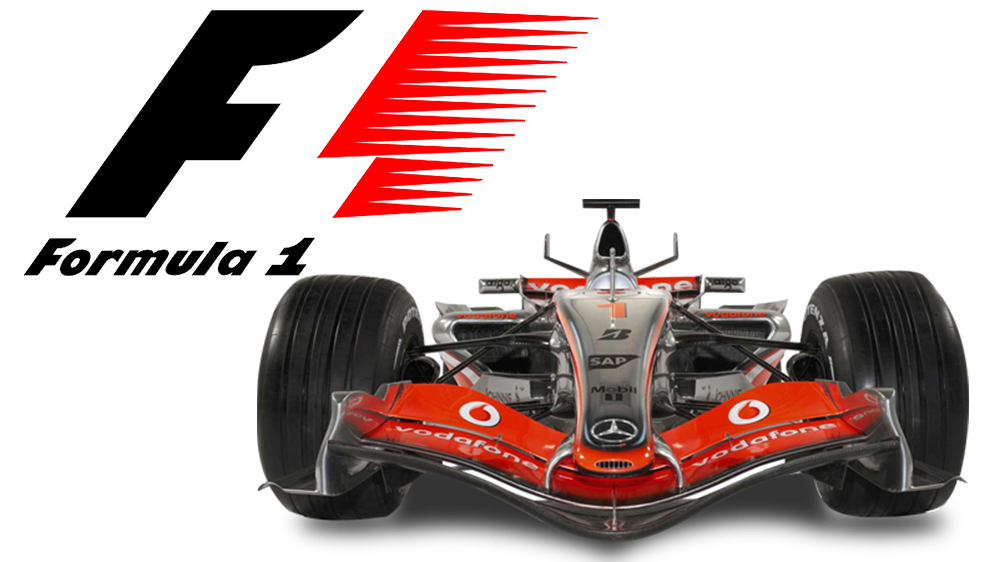 Formula one car clipart png black and white library Formula One PNG Transparent Images | PNG All png black and white library