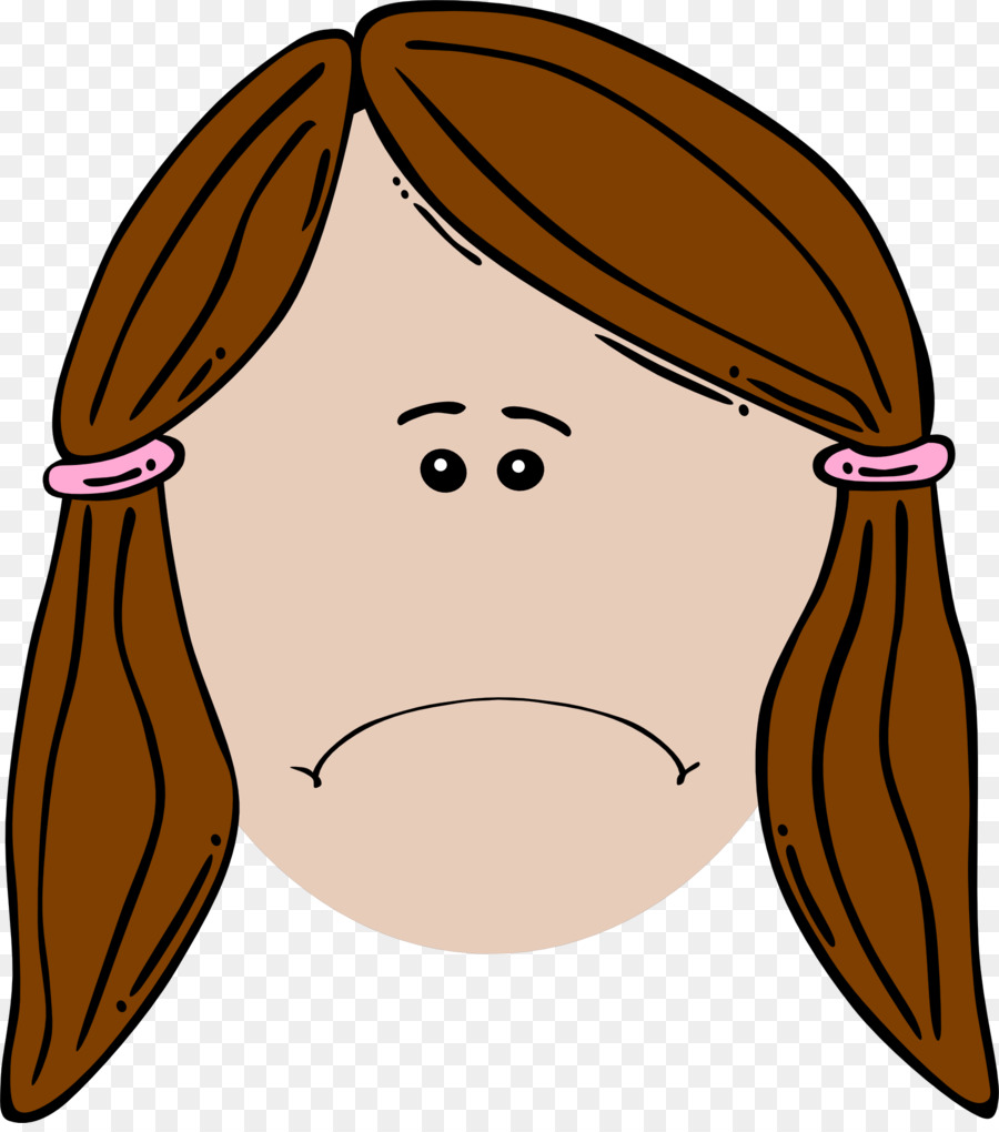Face clipart girl picture royalty free download Woman Face clipart - Girl, Cartoon, Smile, transparent clip art picture royalty free download