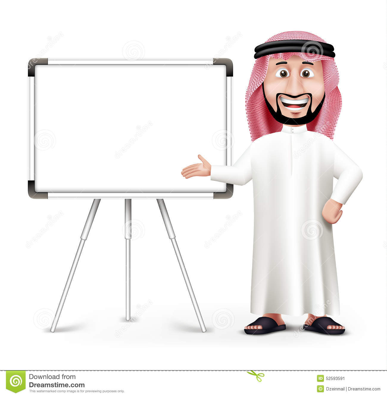 Arab Man Stock Photos, Images, & Pictures - 18,232 Images svg black and white library