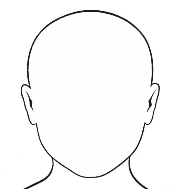 Face shape clipart png royalty free download Head Shape Cliparts - Cliparts Zone png royalty free download