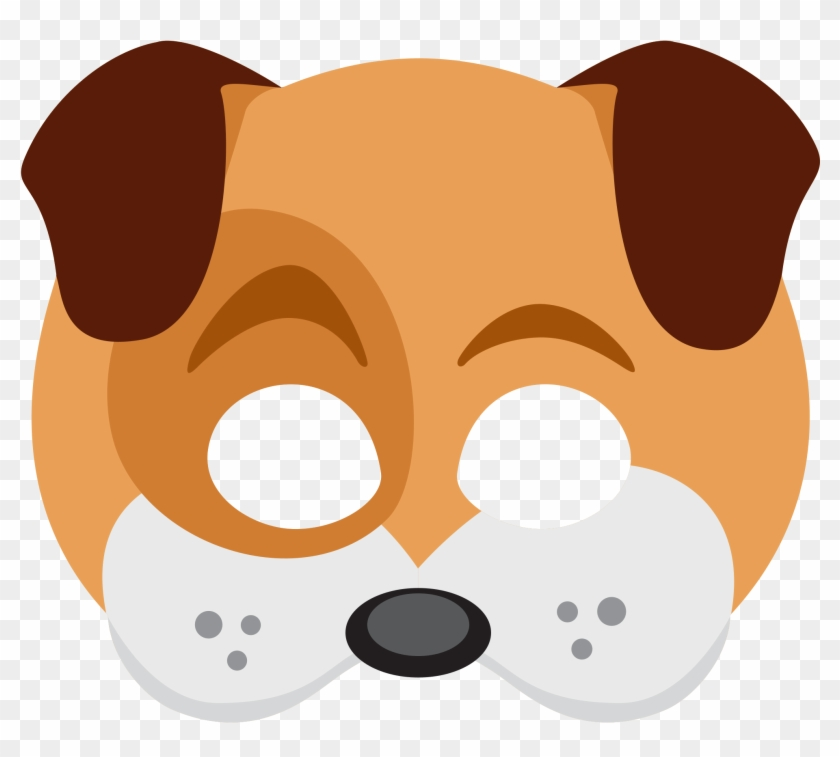 Face sticker clipart banner library stock Snapchat Dog Face Sticker - Clip Art Dog Mask, HD Png Download ... banner library stock