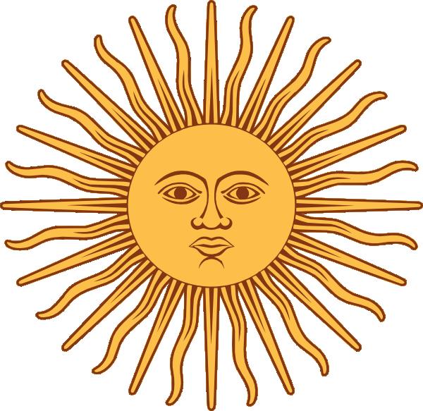 The sun with a face clipart jpg free stock Sun With Face Clip Art at Clker.com - vector clip art online ... jpg free stock