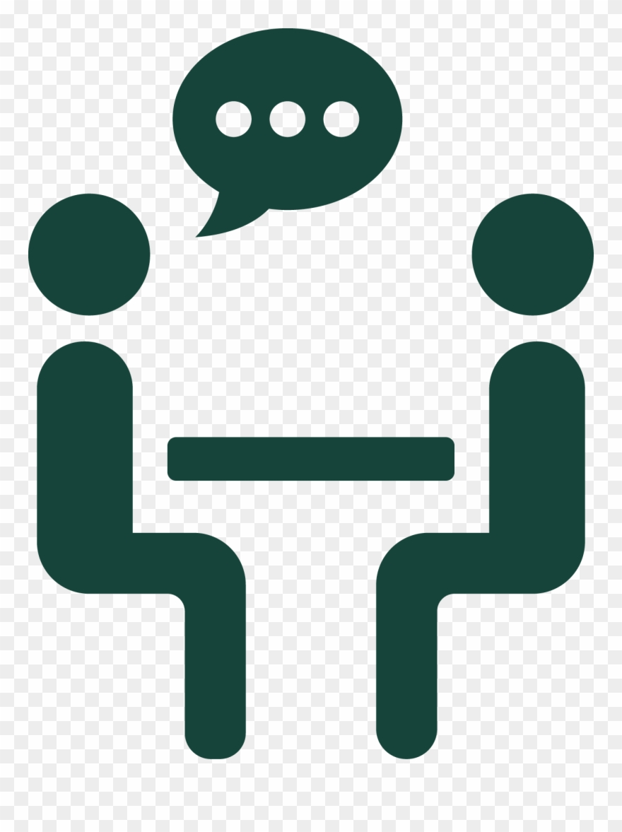 Face to face clipart clip royalty free library Meet The Speaker - Face To Face Meeting Icon Clipart (#612147 ... clip royalty free library