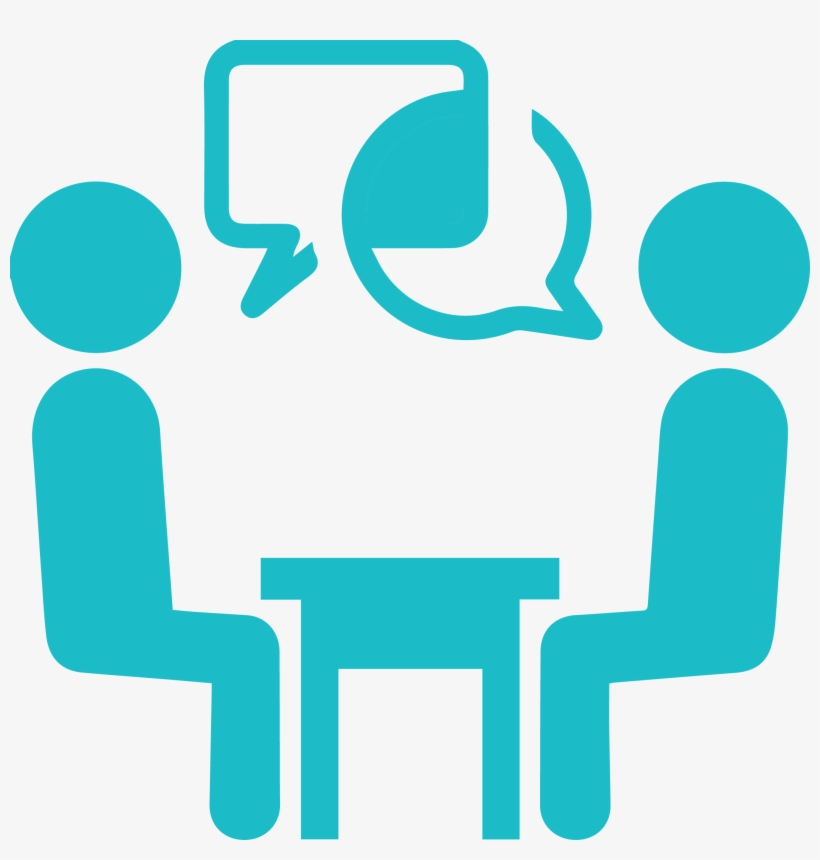 Face to face clipart clipart Face To Face Interview Clipart - Face To Face Icon Transparent PNG ... clipart